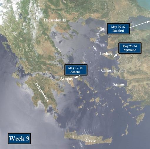 map-week-9