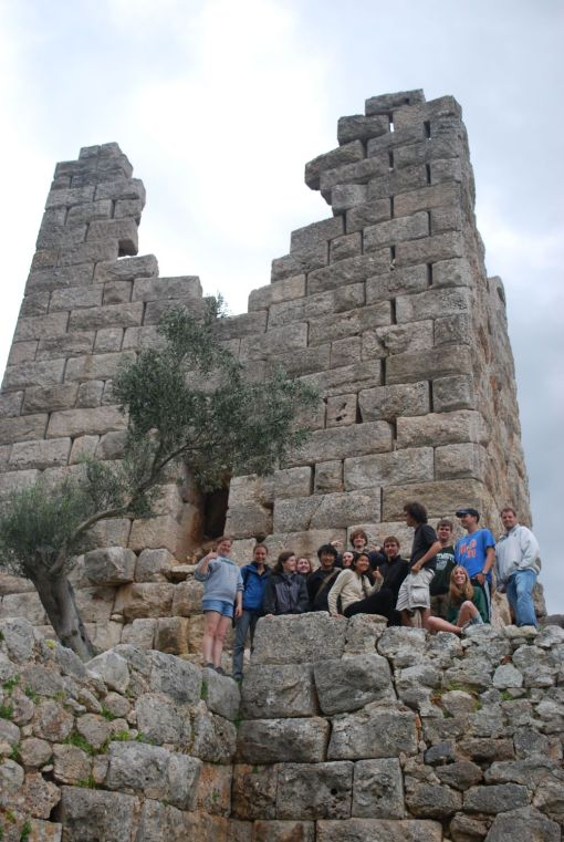 Group at Aigosthena