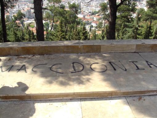 MACEDONIA...
