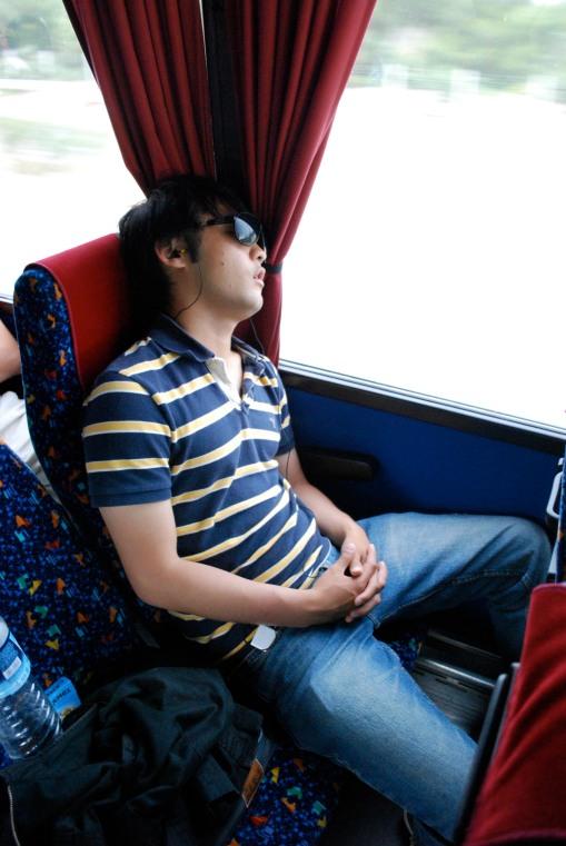 Bus activities.