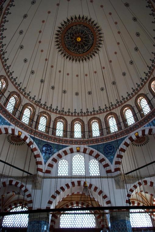 Rustem Pasha Mosque.