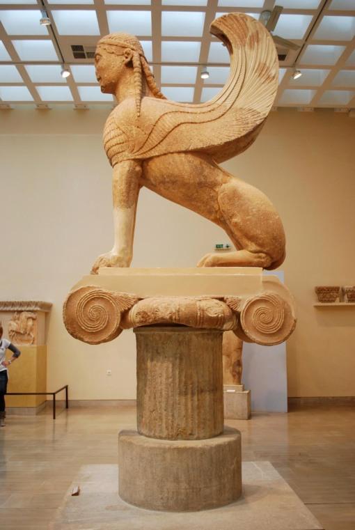 The Naxian Sphinx