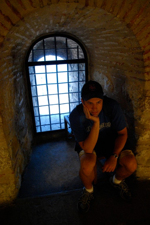 Ben considers the life of a White Tower prisoner.