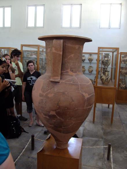 The Mykonos Archaeological Museum's greatest treasure